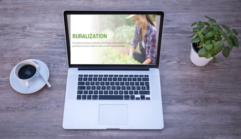 Ruralization - Image Laptop