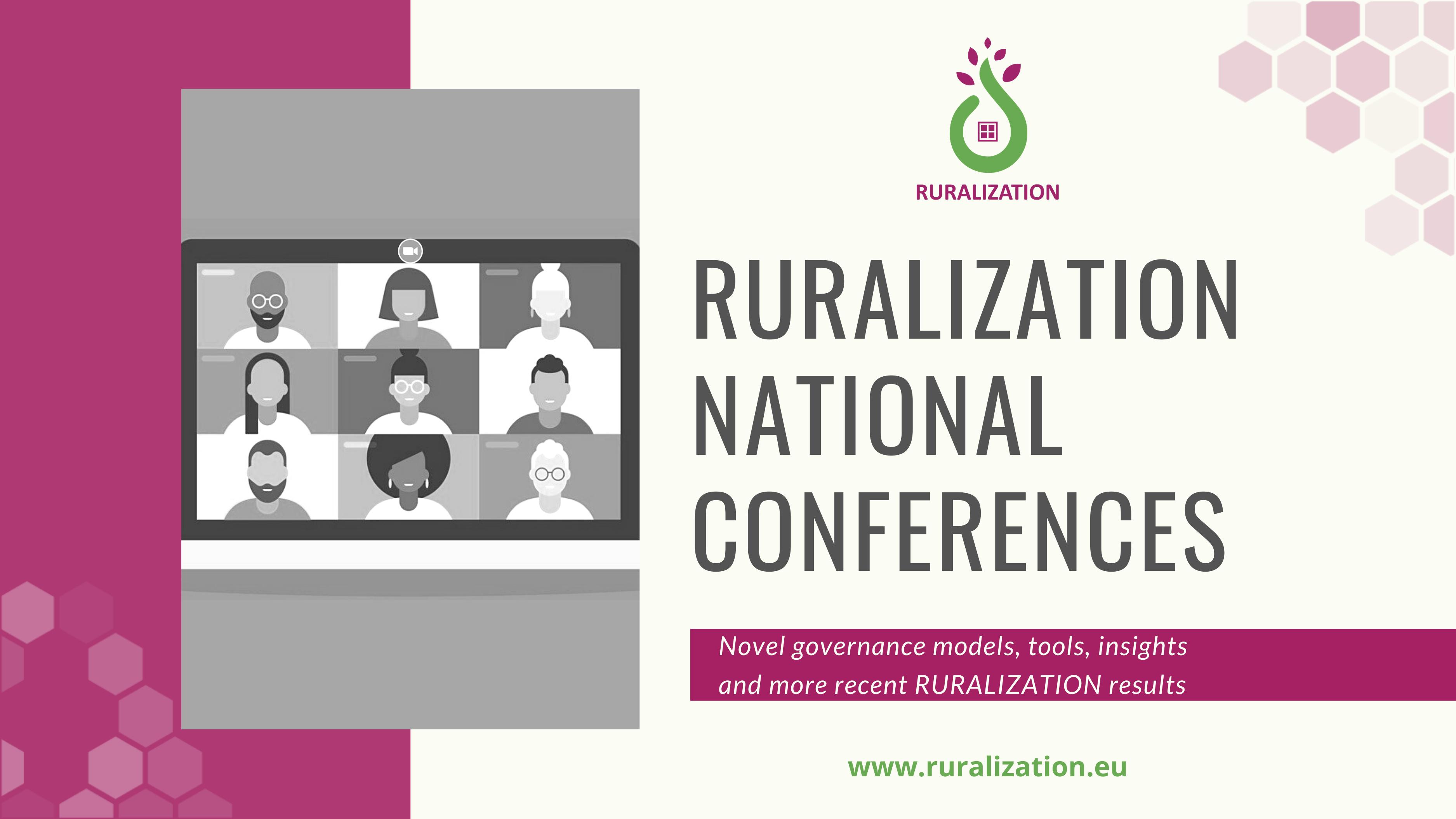 RURALIZATION - National Conferences