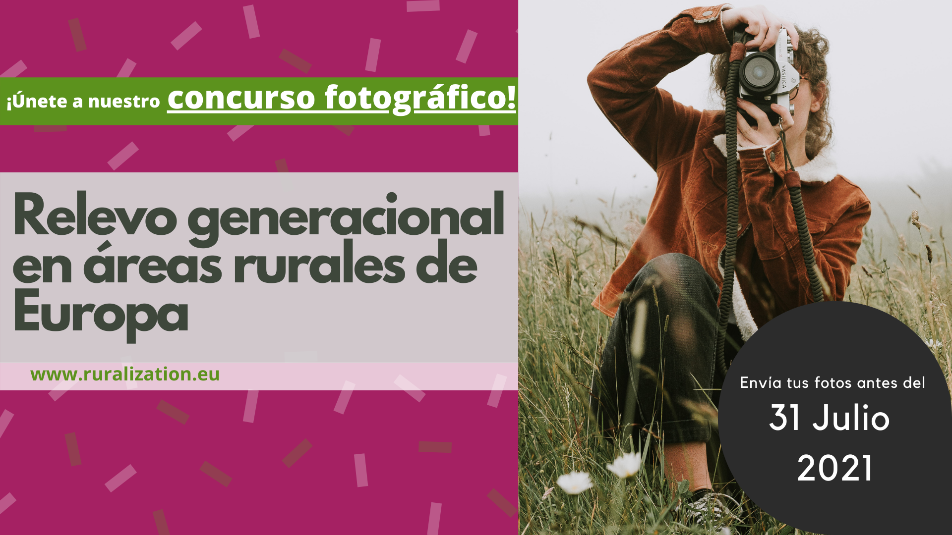 RURALIZATION - Photo Competition_ES